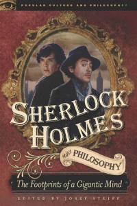 Sherlock Holmes and Philosophy PDF
