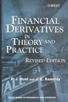 Financial Derivatives in Theory and Practice PDF