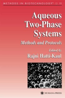 Aqueous Two phase Systems PDF