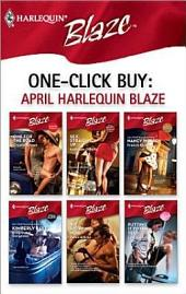One-Click Buy: April Harlequin Blaze: One for the Road\Sex, Straight Up\French Kissing\Drop Dead Gorgeous\No Stopping Now\Putting It to the Test