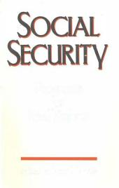 Social Security: Prospects for Real Reform