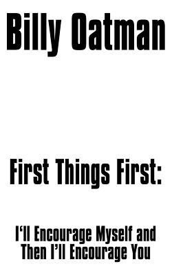 First Things First PDF