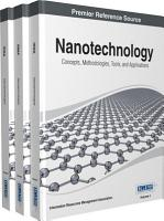 Nanotechnology  Concepts  Methodologies  Tools  and Applications PDF