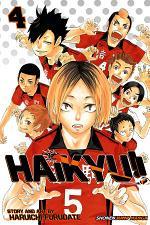 Haikyu!!, Vol. 4