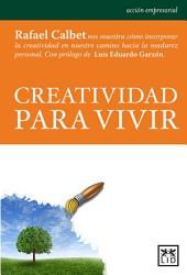 Creatividad para vivir