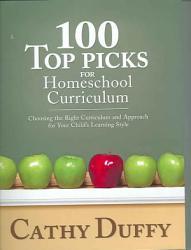 100 Top Picks For Homeschool Curriculum Book PDF