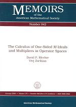 The Calculus of One-Sided $M$-Ideals and Multipliers in Operator Spaces