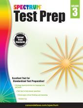 Spectrum Test Prep, Grade 3