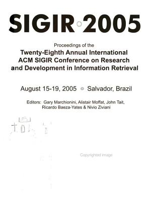 Proceedings of the     Annual International ACMSIGIR Conference on Research and Development in Information Retrieval PDF