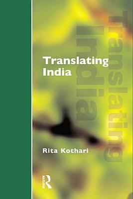 Translating India PDF