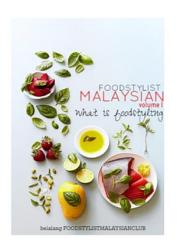 FOODSTYLIST MALAYSIAN V1   What Is Foodstyling PDF