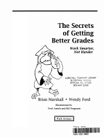 The Secret to Getting Better Grades PDF