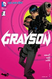 Grayson (2014- ) #1
