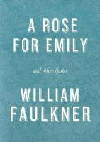 A Rose for Emily and Other Stories PDF
