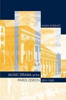 Music Drama at the Paris Od  on  1824   1828 PDF