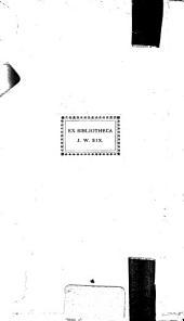 Florilegium historico-criticum librorum rariorum