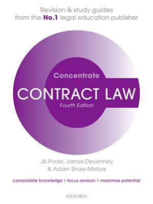 Contract Law Concentrate PDF
