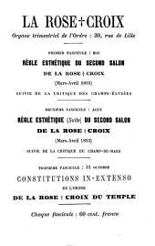 La décadence latine, Ethopée: Typhonia, Volume4