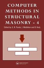 Computer Methods in Structural Masonry - 4