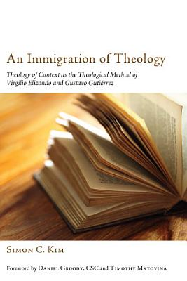 An Immigration of Theology PDF