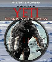 Searching for Yeti PDF