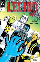 L.E.G.I.O.N. (1989-) #17