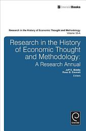 Research in the History of Economic Thought and Methodology: A Research Annual, Volume 30