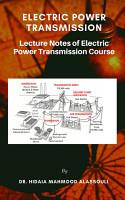 Electric Power Transmission PDF