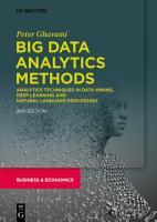 Big Data Analytics Methods PDF
