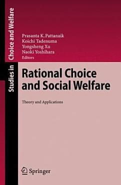 Rational Choice and Social Welfare PDF