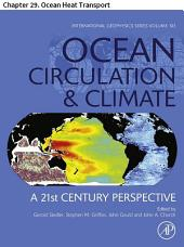 Ocean Circulation and Climate: Chapter 29. Ocean Heat Transport, Edition 2