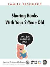 Sharing Books with Your 2-Year-Old