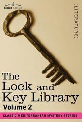 The Lock and Key Library: Classic Mediterranean Mystery Stories