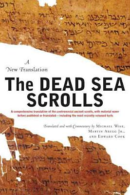 The Dead Sea Scrolls   Revised Edition