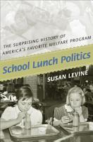 School Lunch Politics PDF
