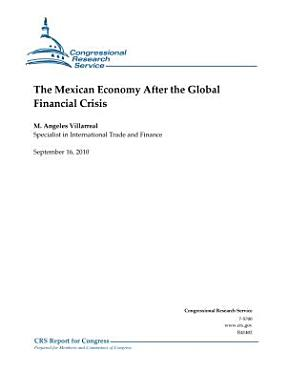 Mexican Economy After the Global Financial Crisis PDF