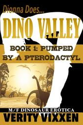 Pumped By A Pterodactyl: (M/F Dinosaur Erotica)