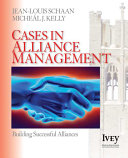 Cases in Alliance Management