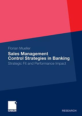 Sales Management Control Strategies in Banking PDF