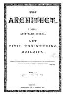The Architect and Building News PDF