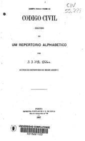 Codigo civil: seguido de um repertorio alphabetico