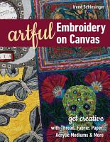 Artful Embroidery on Canvas PDF