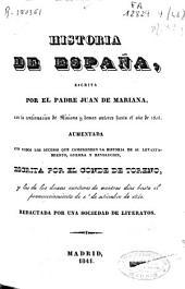 Historia general de España: Volúmenes 11-12