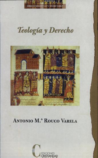 Teolog  a y Derecho PDF