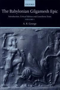 The Babylonian Gilgamesh Epic Book