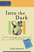 Into the Dark  Cultural Exegesis  PDF