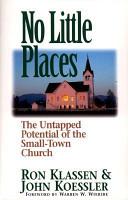 No Little Places