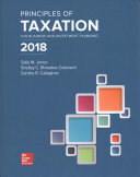 Principles of Taxation for Business and Investment Planning 2018 Edition PDF
