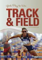Girls Play to Win Track   Field PDF