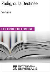 Zadig, ou la Destinée de Voltaire: Les Fiches de lecture d'Universalis